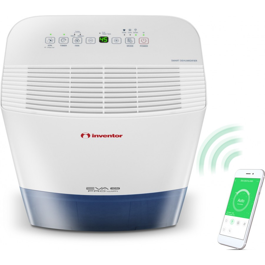 Inventor EVA ION Pro EP3-WiFi16L Αφυγραντήρας